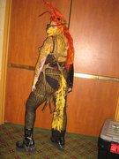 Kat the Leopardess