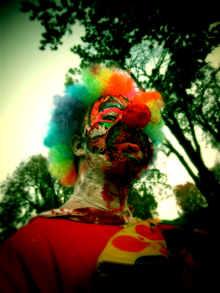 Psychotic Clown