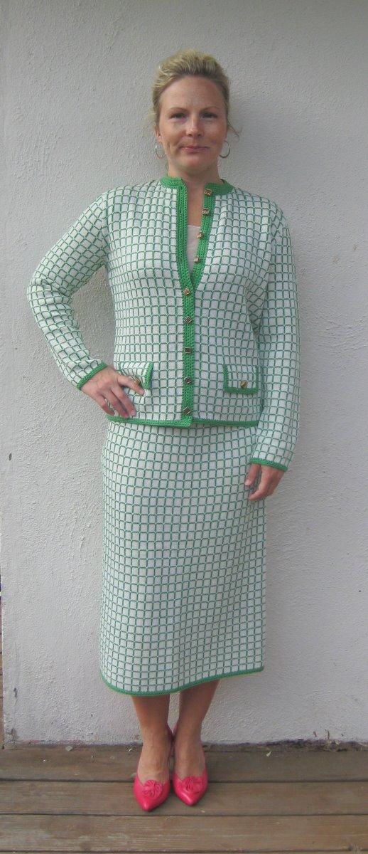 60s St John Knits Suit