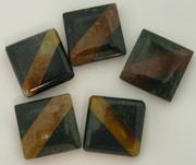 Vintage Chalcedony Squares