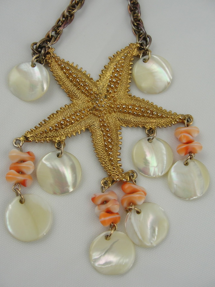 Alice Caviness Under the Sea Necklace