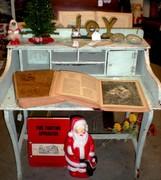 antique child's desk