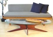 Danish Modern Sofa Table-SOLD