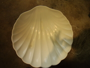 Large Seashell Salad Bowl