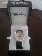 L.Z. Berger - Mickey Mouse watch