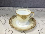 "Noritake Morimura ""Garland"" Fine Porcelain"