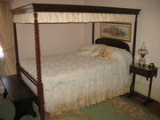 Beautiful 4 poster bed