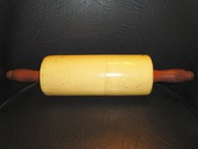 Yellow Ware Rolling Pin