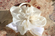 silk flower for wedding invitation