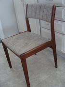 Dainsh Mid Century Modern Teak Chair Uldum Mobelfabrik made in Denmark