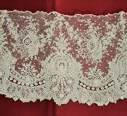 Mouse over image to zoom      4-Yards-BRUSSELS-POINT-DE-GAZE-NEEDLE-LACE     4-Yards-BRUSSELS-POINT-DE-GAZE-NEEDLE-LACE     4-Yards-BRUSSELS-POINT-DE-GAZE-NEEDLE-LACE     4-Yards-BRUSSELS-POINT-DE-GAZ