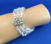 Aurora Borealis Crystal Bracelet