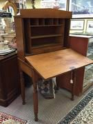 19th Century Cherry Plantation Desk