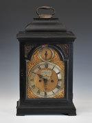 Georgian Bracket Clock