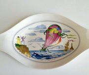 Villeroy & Boch Le Ballon Jean Mercier Vitro Porcelain Pickle Side Serving Dish