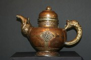 Tibetan Antique Teapot