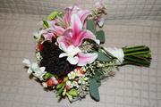 Mix of texture bouquet