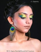 DreamGirl Creations Fashion Make-up