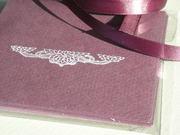 Escort cards for weddings