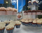 Couture Cupcake Wrappers - Beautiful Presentation