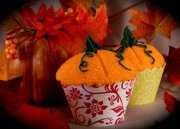 Couture Cupcake Wrappers - Perfect for the Holidays (Thanksgiving)