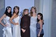 Myself, Sarah, and models