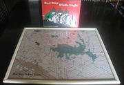 Red Star/White Eagle (GDW, 1979) framed