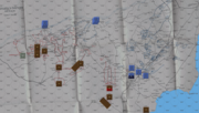 """""""1916: Romania, Battle of Nations"""" unit maneuver and deployment analysis"""