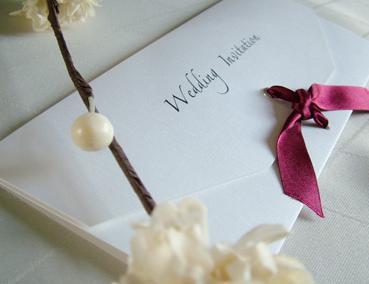 Wedding Invitations- Victoria