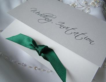 Wedding Invitations- Louise