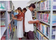 Stack Section of PSNA CET Library