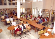 Reading Hall of PSNA CET Library