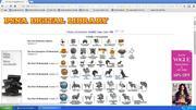 PSNA Digital Library CD Book Shelf Search