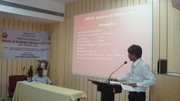 Paper presented on SWOT analysis of http://www.lislinks.com by Bhupendra Ratha
