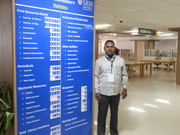 Senthur Velmurugan. V in the SRM University
