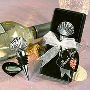 Seashell Wine Bottle Stoppers
