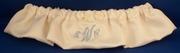 Custom Monogram Bridal Garter
