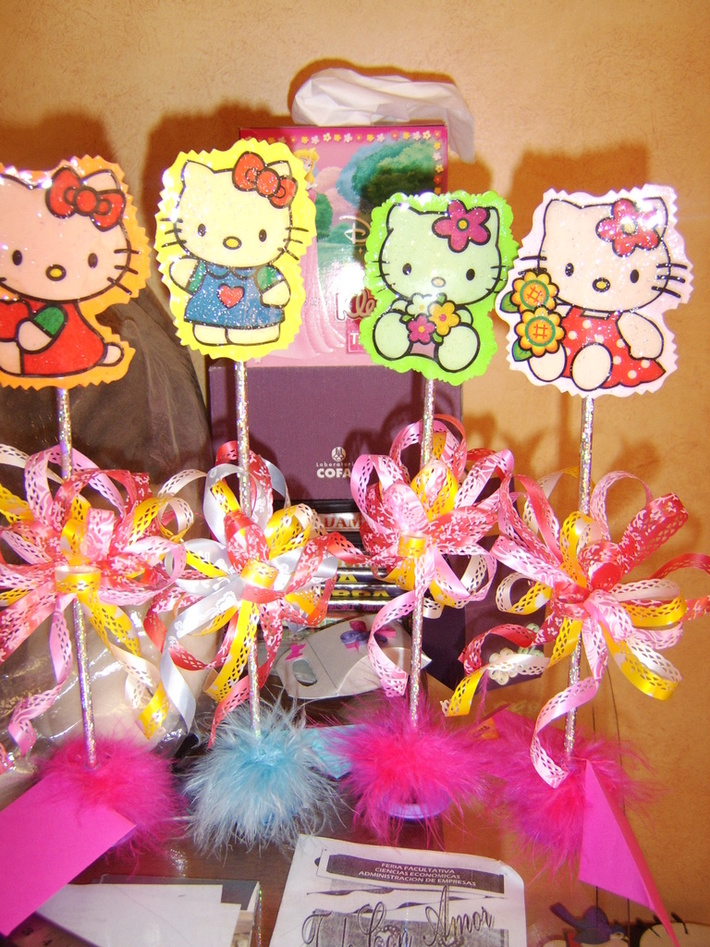 invitaciones h. kitty