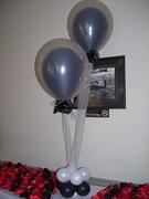 Entrance Balloon Decor
