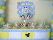 Decoraciòn bebe Mickey