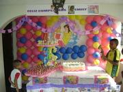 El primer cumpleaños de Emily mi hija