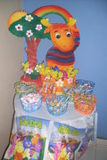 Mini-buffet de Dulces Backyardigans