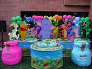 Decoración de Winnie Pooh
