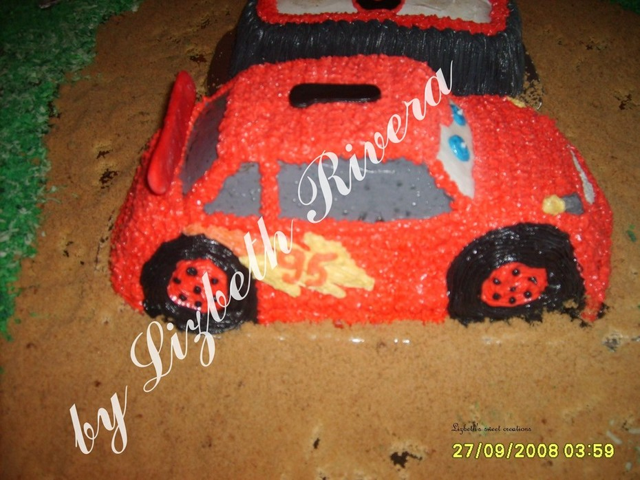 Tortas Cars