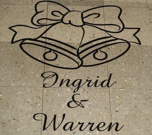 Ingrid & Warren Wedding