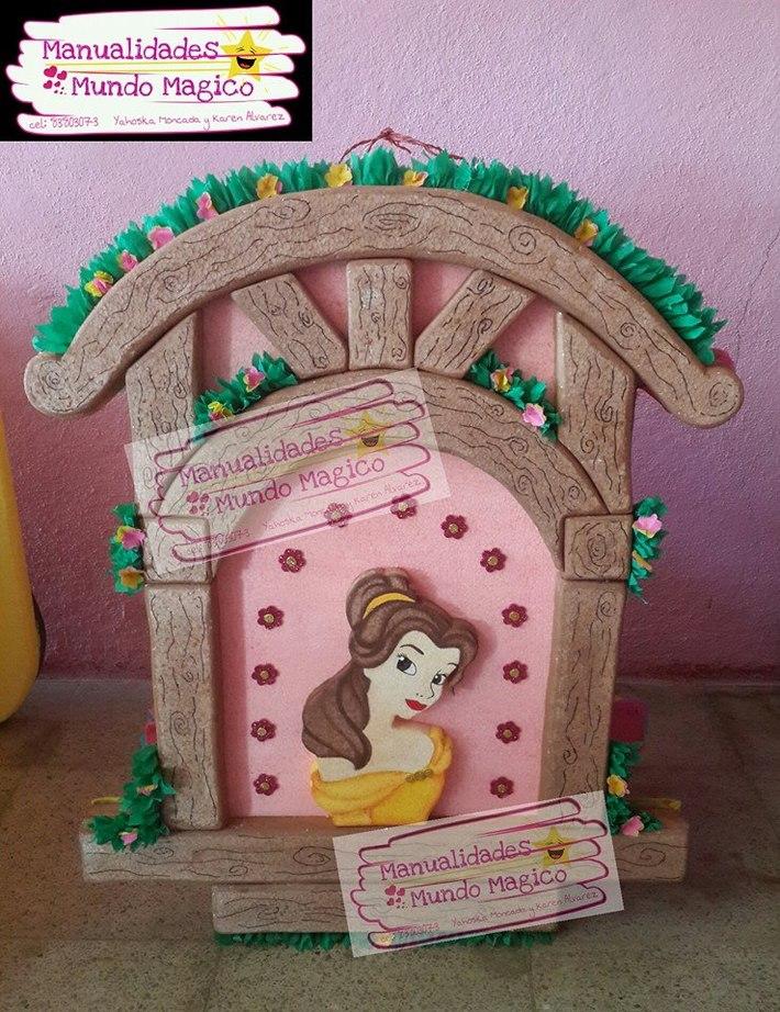 piñata de bella