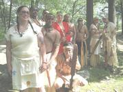 the taino campng trip 2009