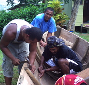 In the Karib Territory-