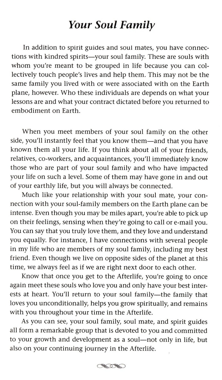 Your Soul Family