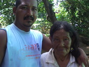 Kalinago people in the Karib Territory of Dominica